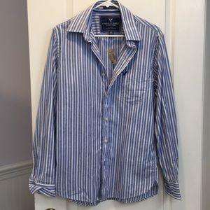 NWT Striped Men's Shirt.
